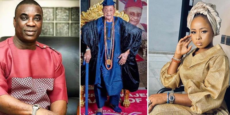 KWAM1 speaks to Dele Momodu about rumors of his alleged affair with Alaafin of Oyo's queen